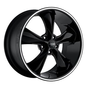 CPP Foose F104 Legend wheels 18x8 + 18x9 fits: CHEVY IMPALA CHEVELLE SS