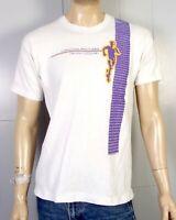 vtg 80s 90s single stitch Christian Brothers Cross Country T-Shirt sz L