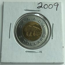 2009 CANADA 2 DOLLAR COIN***L@@K***UNC***High Grade***Combined Shipping**