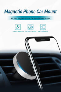 Universal Car Magnetic Mobile Phone Holder Dashboard Mount For iPhone  GPS Car