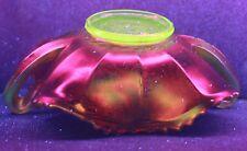 FENTON Marigold PERSIAN MEDALLION  2 Handled Bon bon Dish 1911-20