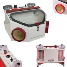 【FDA】Dental Sand Blaster with twin-pen Fine Sandblaster Lab Equipment