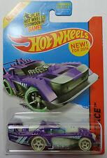 2014 Hot Wheels Hw Race Two Timer 190/250 (Purple Version)