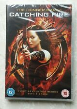 The Hunger Games Catching Fire. DVD. (sealed)