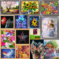 5D DIY Full drill Diamond Painting Embroidery Cross Craft Stitch Decor Art UK