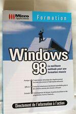MICRO APPLICATION  -  FORMATION MICROSOFT WINDOWS 98