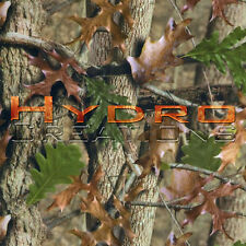 """HYDROGRAPHIC FILM FOR HYDRO DIPPING WATER TRANSFER FILM FALL CAMO - 19"""" x 38.5"""""""
