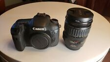 Canon EOS 7D 18.0MP Digital SLR Camera WITH EXTRAS!