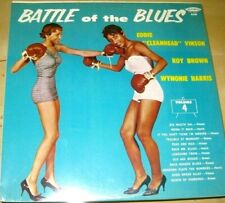 Factory SEALED Vintage Battle of the BLUES by King Records
