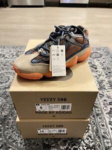 Size 10 - adidas Yeezy 500 Enflame 2021