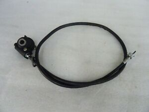 A.Hyosung Hyper 125 4 Stroke Speedo Drive + Wave Speedometer Housing Cable