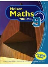 Nelson Maths 9 VELS Edition by Ken Swan