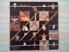 Fischer-Z WORD SALAD LP United Artists UAG 30232 1979 C/W Original inner Sleeve