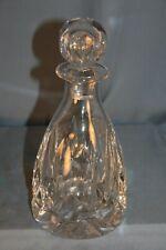 carafe en cristal estampillée au tampon St Louis France