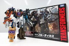 Takara Tomy Transformers Unite Warriors UW-07 Combaticons Combiner Bruticus AU