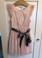 Girls Petit Bateau Dress - Age 4 110cm - Party, Dressy, Sparkle