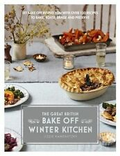 The Great British Bake Off: Winter Kitchen-ExLibrary