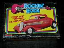 1989 Monogram Revell Zz Top Eliminator Mint Sealed Never Opened Model Kit