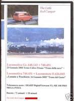 DVD No 3 -Loco 640-143+740-451 Colico-Tirano Valtellina                       aa
