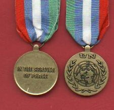 UN United Nations medal for Bosnia and Herzegovina Mission