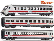 Roco 54260-S3 H0 IC-Wagen-Set der DB AG 3-teilig ++ NEU & OVP ++