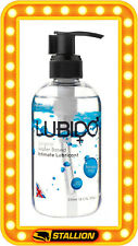 LUBIDO LUBE ANAL SEX VAGINAL SUPER SLIK SILK WATER BASED LIQUID VAGINA LUBRICANT