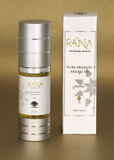 Argan Face Oil 100% Bio By Rana, Argan Oil Based Cream