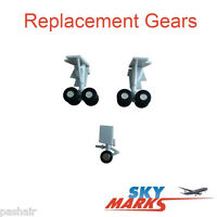 Skymarks Landing Gear Replacement Set for Airbus and Boeing Model Airplanes