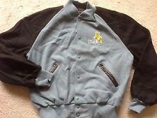 Vtg New UCLA Bruins wool letterman jacket varsity coat blue jersey starter hat L