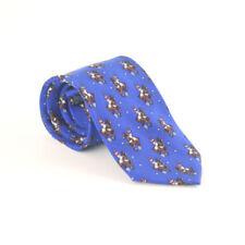 Accessoires bleus Tie Rack pour homme en 100% soie
