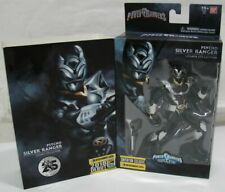 BANDAI Power Rangers in Space Psycho Silver Ranger Legacy Collection 6-Inch NEW
