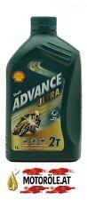 1l Shell Advance Ultra 2T vollsynthetisches Motoröl 1 Liter