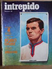 Intrepido n°48 1971  Bobo Gori Tiberio Mitri Billy Bis   [G388]