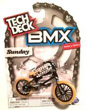 New 2017 Tech Deck BMX FINGER BIKES Series 3 SUNDAY Flick Tricks Black Tan