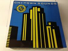 CHICAGO CHI-TOWN SOUNDS VOL 1 VINYL LP 5013705126314