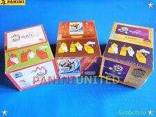 Panini★WM World Cup EURO EM★3x Box/display 2008-2010-2012 - OVP/sealed