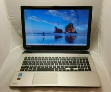 "Toshiba Satellite L55-B5271 15.6"" i3-4025U 1.90Ghz 8Gb 1.0 Tb Hdd Touchscreen#5"