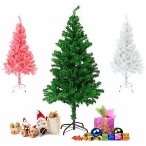PVC Artificiale Albero di Natale Interni Esterni Decorazione Bambini Natale Su