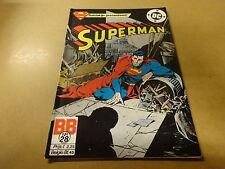 COMIC BALDAKIJN DC / SUPERMAN N° 28