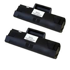 2PK TONER CARTRIDGE FOR SAMSUNG MLT-D104S ML1660 ML1661 ML1665 ML1666 ML1670