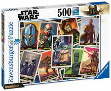"16561 Ravensburger Star Wars The Mandalorian ""the Child"" Jigsaw Puzzle 500pc 10+"