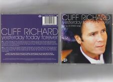 CLIFF RICHARD  =  {2xCDs - 30 TRACKS}  =  YESTERDAY TODAY FOREVER  =