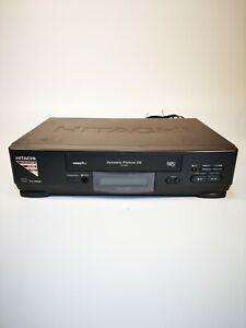 VHS HITACHI VT-FX750E VCR VIDEO CASSETTE/TAPE PLAYER RECORDER