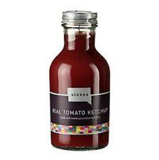 Stokes Real Tomato Ketchup, glutenfrei, 257 ml
