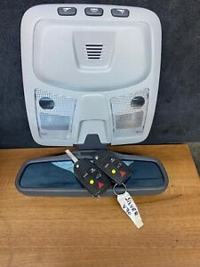 Volvo S60/V70/XC70 XC90 Interior Rear View Mirror/2 Keys/D5 Manual/Donnelly