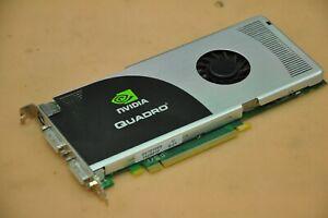 DELL NVIDIA Quadro PCI-e NVIDIA Quadro FX 3700 Graphics Video Card 512MB GDDR3