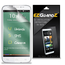 6X EZguardz LCD Screen Protector Skin Cover Shield 6X For Panasonic P31 (Clear)