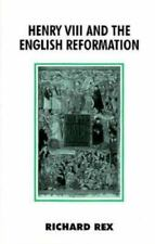 Henry VIII and the English Reformation (British History in-ExLibrary