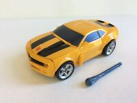 TRANSFORMERS MOVIE PLASMA PUNCH BUMBLEBEE COMPLETE  Fast action battler 2007