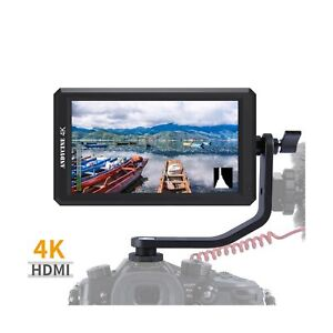 ANDYCINE A6 5.7 Inch HDMI Field Monitor 1920x1080 DC 8V Power Output Swivel A...